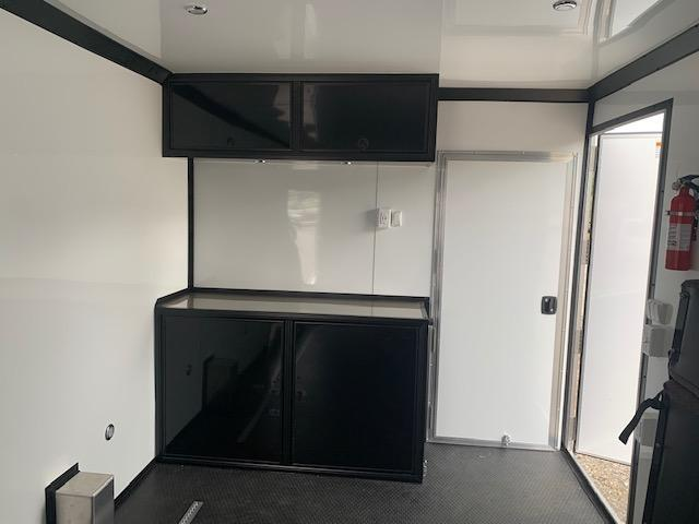 2021 Outlaw Trailers 34' Enclosed Cargo Trailer