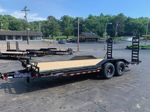 "2020 Outlaw Trailers 102"" x 20' 14000 GVWR Equipment Trailer"