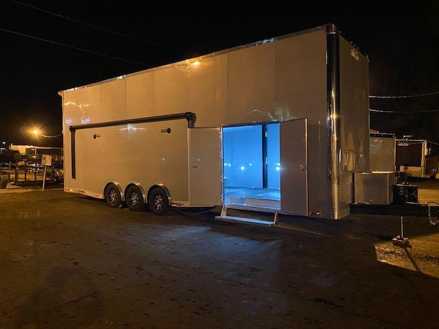 2021 Outlaw Trailers 8.5' x 32' Enclosed Cargo Trailer