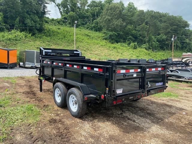 2021 Load Trail 7x14 Gooseneck Dump Trailer