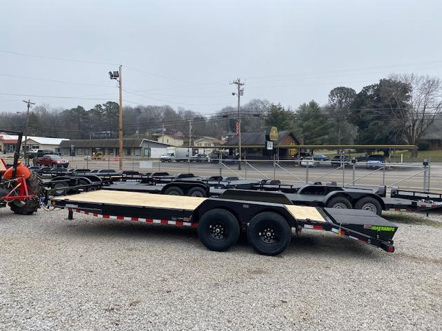 2021 Load Trail 22' 14k Equipment Trailer