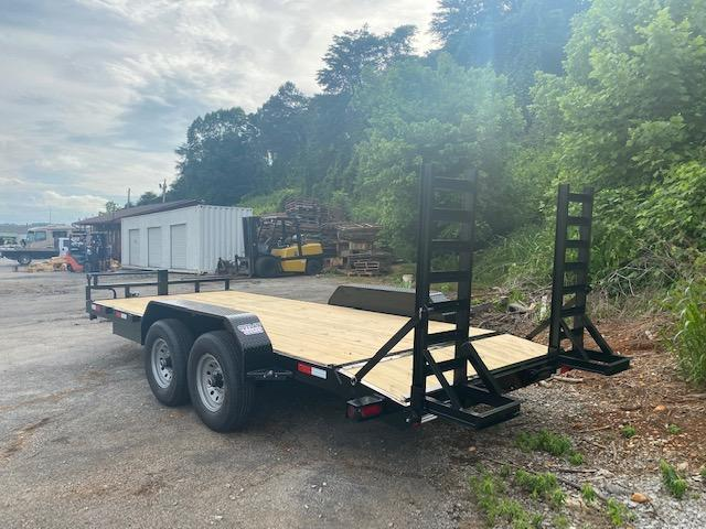 2021 Outlaw Trailers 18' 14k Equipment Trailer