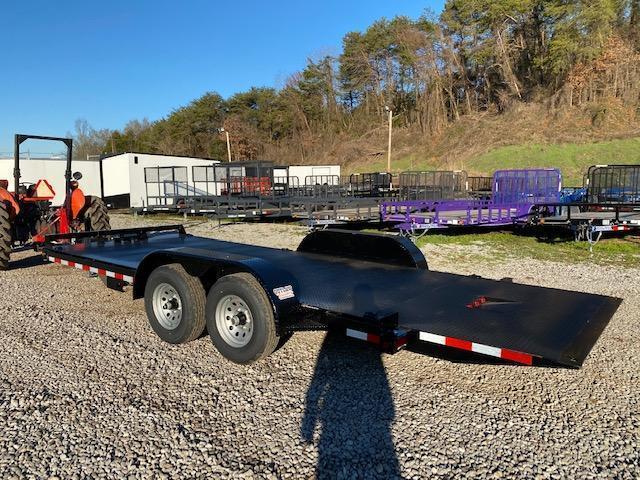 2021 Hawke Trailers 20' 10k Tilt Car / Racing Trailer