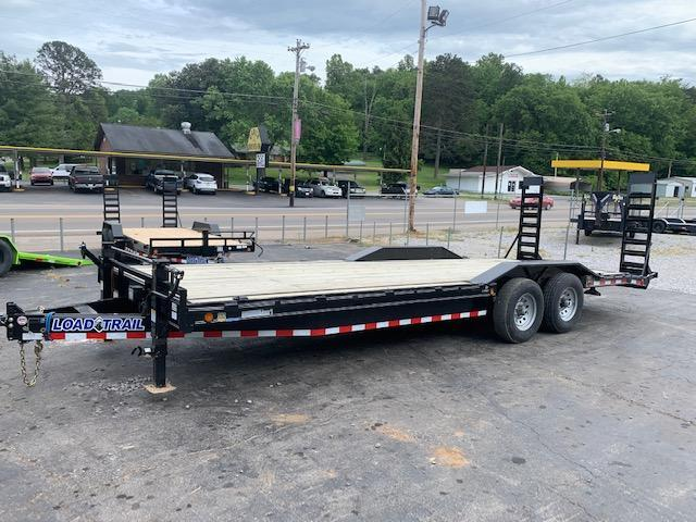 2020 Load Trail 102' x 24' 14000 GVWR Equipment Trailer