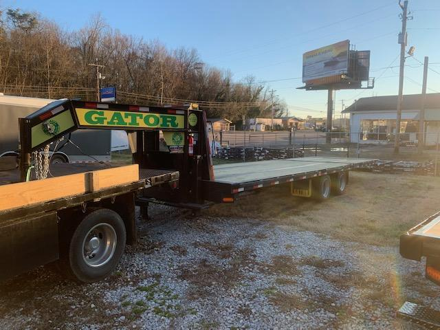 2021 Gatormade Trailers 20+10 Gooseneck Equipment Trailer