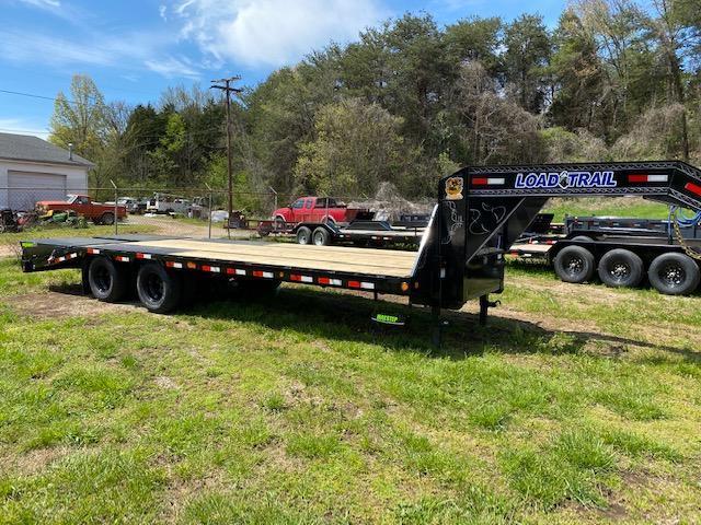 "2020 Load Trail 102"" x 25' Gooseneck Equipment Trailer Equipment Trailer"