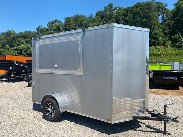 2021 Outlaw Trailers 6x10 Enclosed Cargo Trailer
