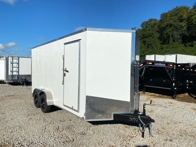 2022 Outlaw Trailers 7x16 Enclosed Cargo Trailer