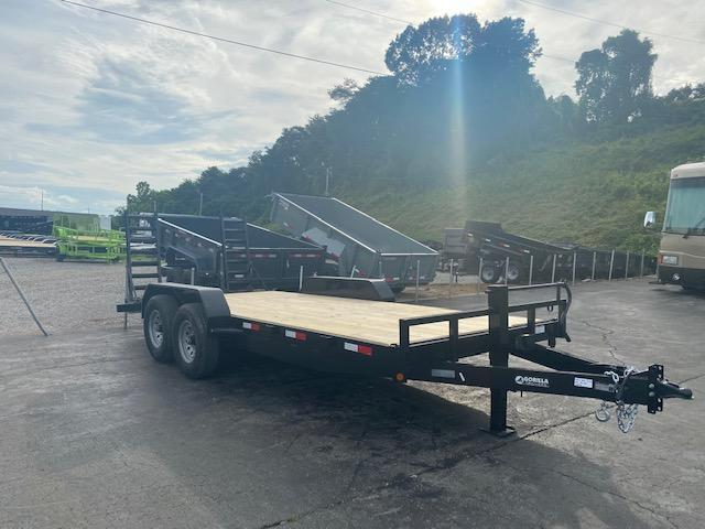 2021 Outlaw Trailers 20' 14k Equipment Trailer
