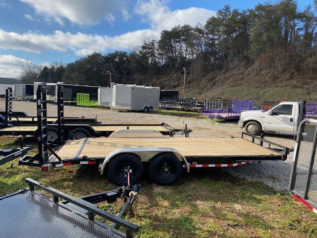 2021 Load Trail 83''x18' Equipment Trailer