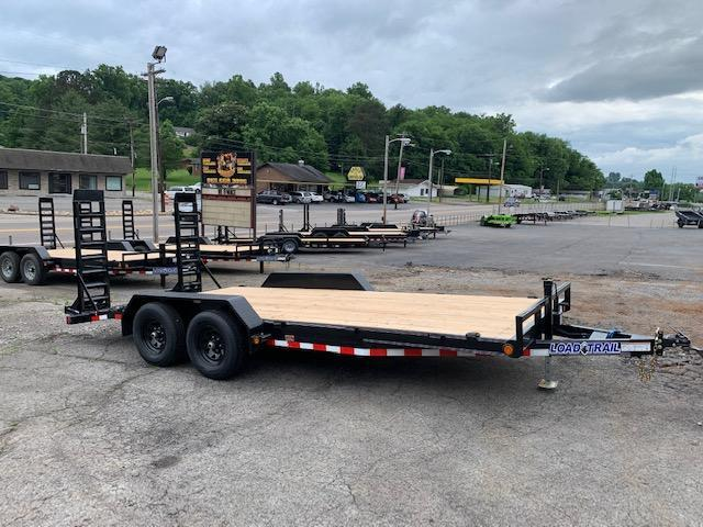 2020 Load Trail 7' x 18' 10000 GVWR Equipment Trailer