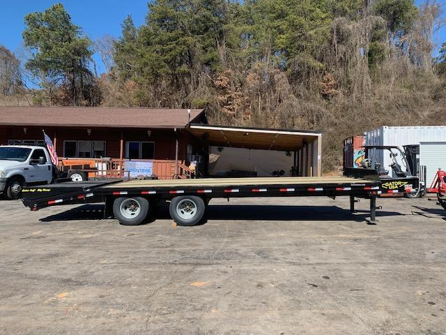2021 Gatormade Trailers 20+5 Equipment Trailer