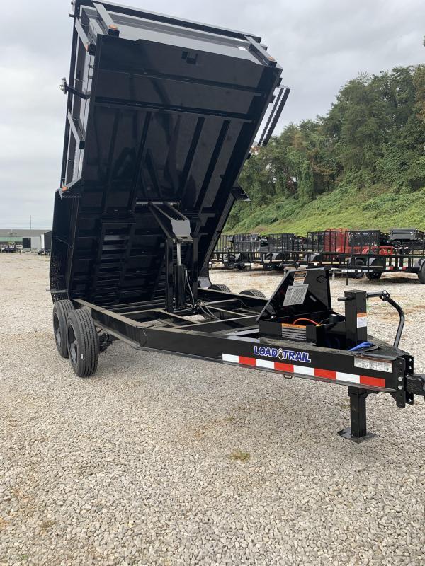 2021 Load Trail 7x14 16k Dump Trailer