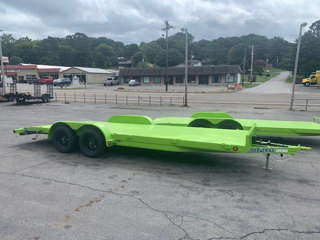 "2021 Load Trail 83"" x 20' Steel Floor Car Hauler Car / Racing Trailer"