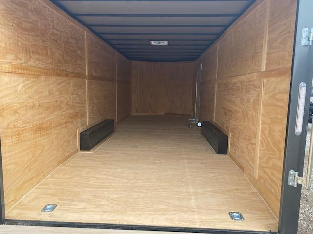2021 Outlaw Trailers 8.5x24 Enclosed Cargo Trailer