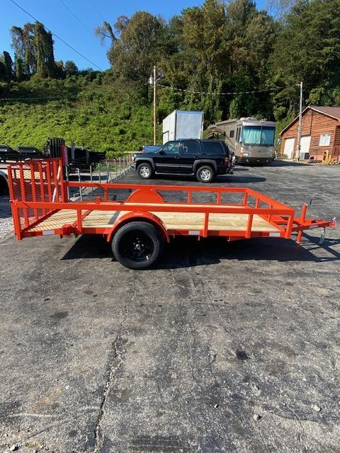 2021 Outlaw Trailers 6.4' x 16' Utility Trailer