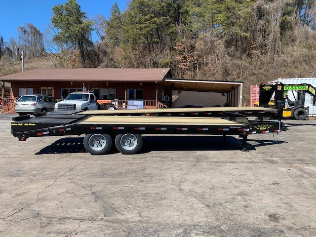 2021 Gatormade Trailers 16+5 Pintle Equipment Trailer