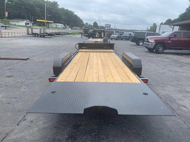 "2021 Gatormade Trailers 82"" x 20' Tilt Trailer- 16 PLUS 4- 16000 GVWR Equipment Trailer"
