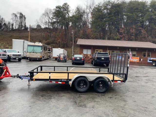 2021 Load Trail 83''x14' Utility Trailer