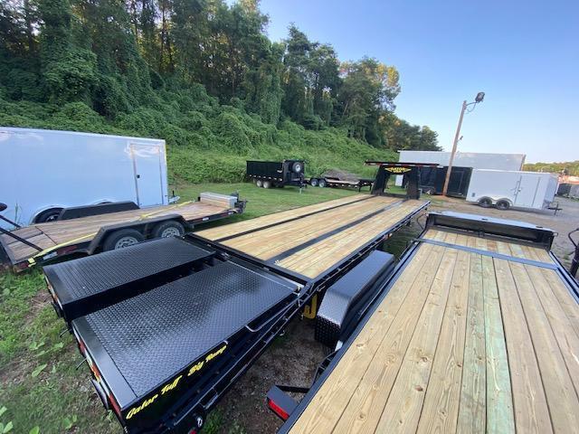 2021 Gatormade Trailers 25+5 Gooseneck Equipment Trailer