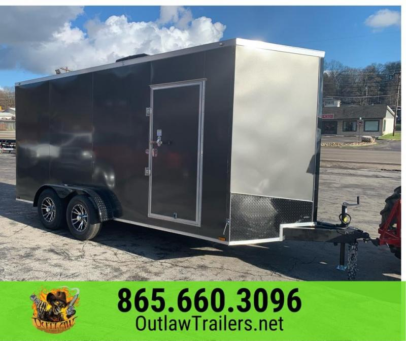 2020 Spartan Cargo Enclosed Enclosed Cargo Trailer