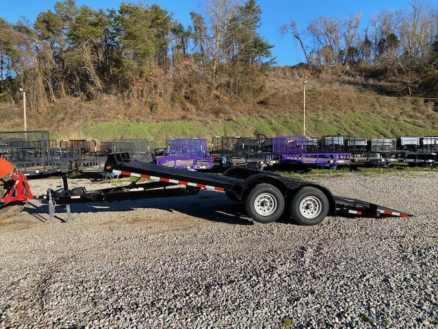 2021 Hawke Trailers 20' 10k Tilt Car / Racing Trailer