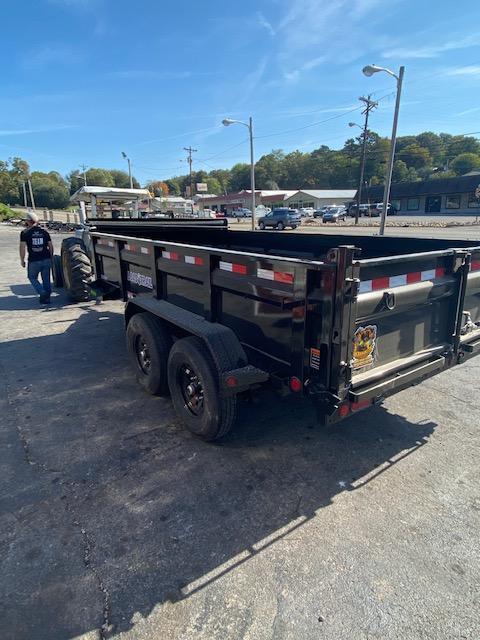 2021 Load Trail 83'' x 14' Dump Trailer