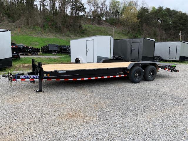 2020 Load Trail 83' x 24' 14000 GVWR Equipment Trailer w/MAX Ramp Equipment Trailer