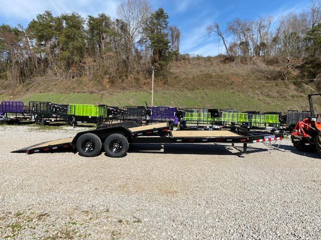 2021 Load Trail 24' Tilt-N-Go Equipment Trailer