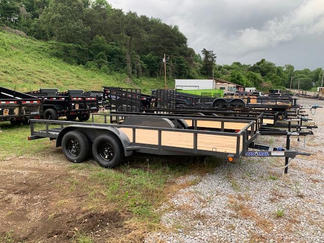 2020 Load Trail 7' x 16' 7000 GVWR Utility Trailer