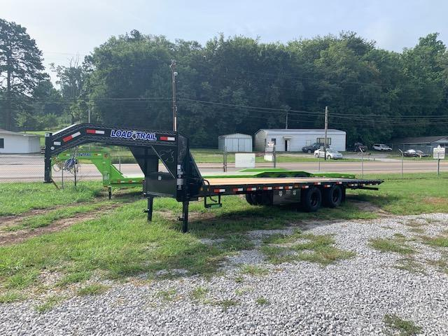 "2020 Load Trail 102"" x 30' Dual Tandem HydraTail Equipment Trailer"