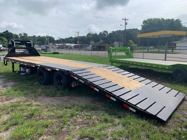 "2020 Load Trail 102"" x 30' Dual Tandem HydraTail Equipment Trailer"