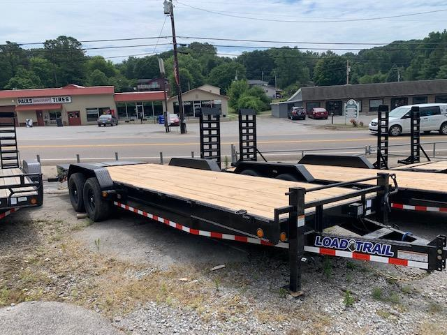 "2020 Load Trail 83"" x 24' 14000 GVWR W/ Max Ramps Equipment Trailer"