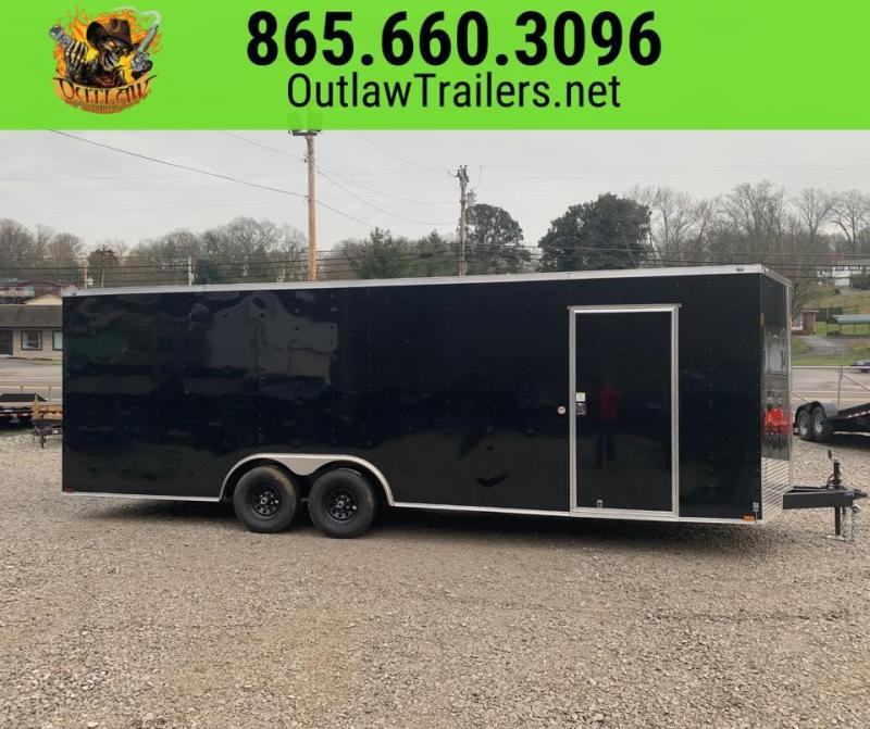 2020 Other OUTLAW Enclosed Cargo Trailer