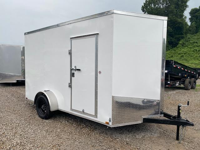 2021 Outlaw Trailers 7' x 12' Enclosed Cargo Trailer