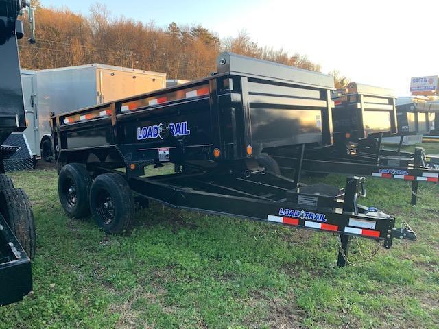 2020 Load Trail 7' x 12' 14000 GVWR Dump Trailer