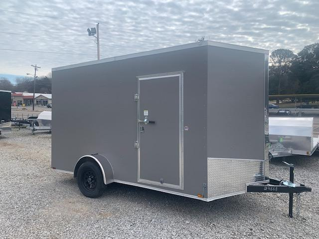 2021 Outlaw Trailers 7x12 Enclosed Cargo Trailer