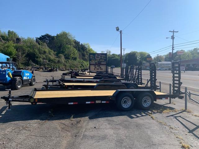 "2020 Gatormade Trailers 82"" x 20' 10400 GVWR Equipment Trailer"