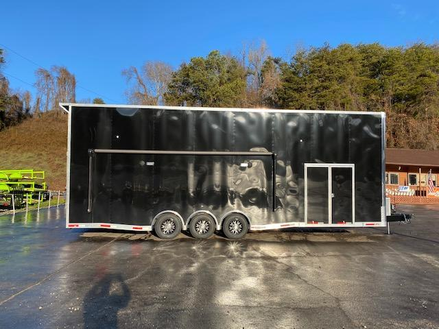 2021 Outlaw Trailers 8.5 x 32 Stacker