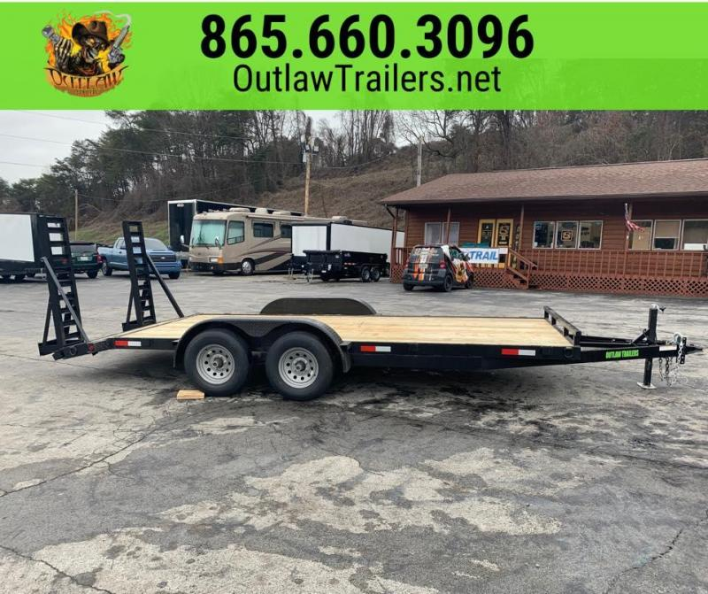 2020 Other OUTLAW Equipment Trailer