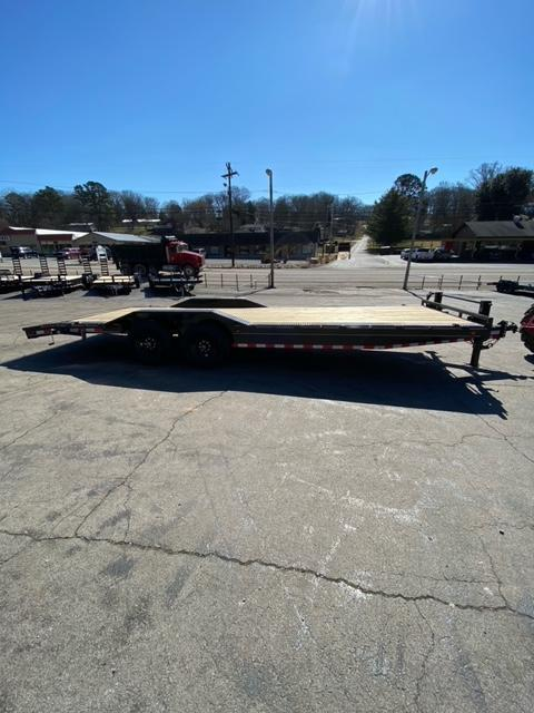 2021 Load Trail 102''x24' Equipment Trailer