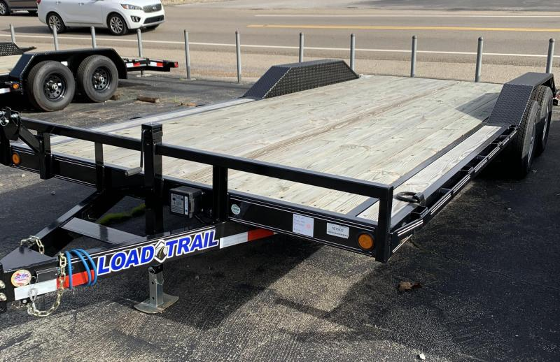 2019 Load Trail 20' Car Hauler Car / Racing Trailer