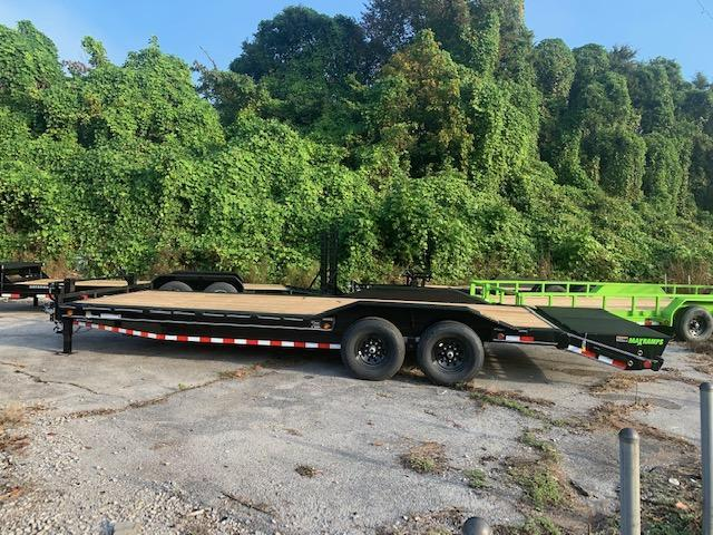 2021 Load Trail 102'' x 24' Equipment Trailer