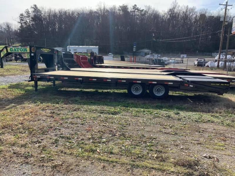 New 2021 Gatormade 25+5  Gooseneck Equipment Trailer 16K