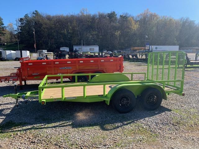"2021 Load Trail 83"" x 14' TA Utility Trailer- 7000 GVWR Utility Trailer"