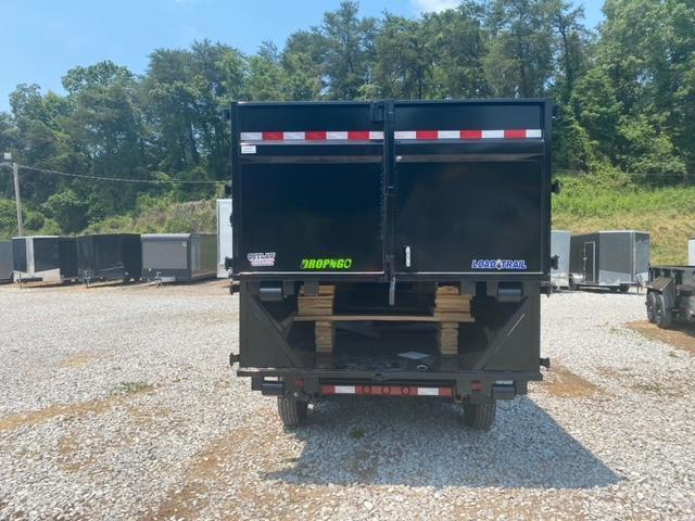 2021 Load Trail 14' Roll Off Dump Trailer