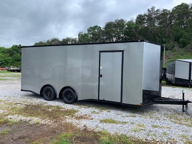 2020 Outlaw Trailers 8.5' x 20' Torsion Spread- 7000 GVWR-7' interior Enclosed Cargo Trailer