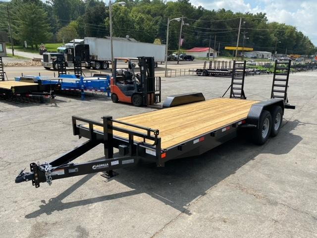 2022 Outlaw Trailers 20' Equipment Trailer