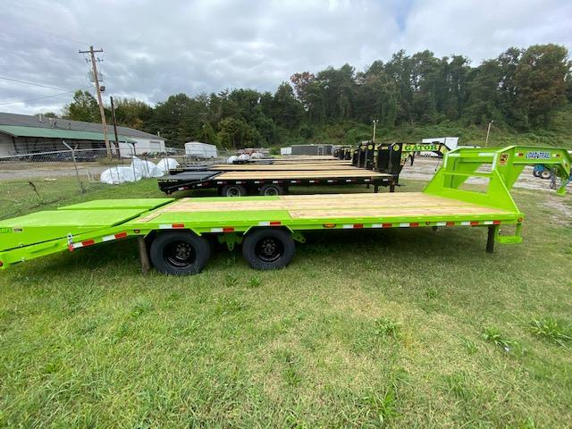 2021 Load Trail 102'' x 25' Tandem Axle Goosneck Equipment Trailer