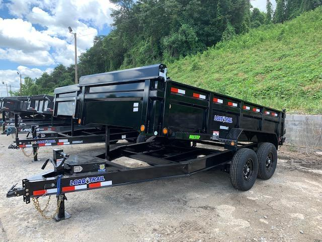2020 Load Trail 7x14 Dump Trailer
